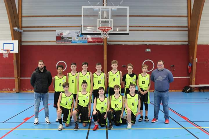 U13M tournoi intercomites