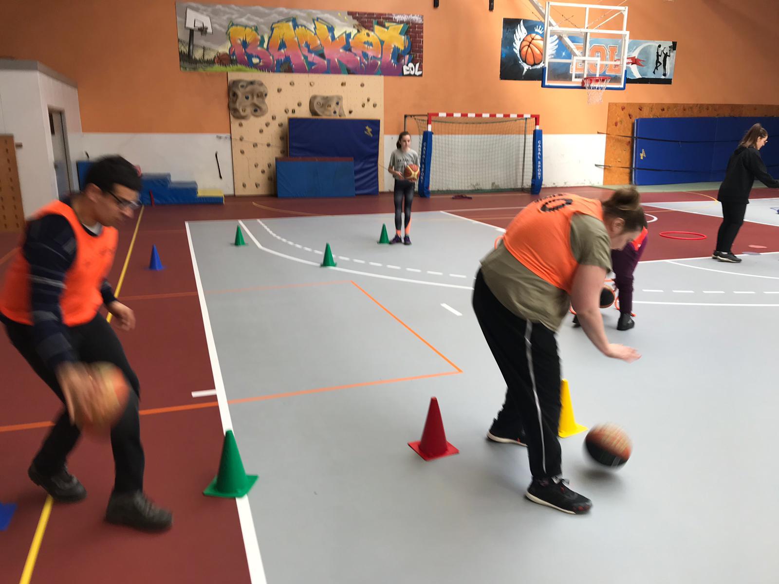 Sport pour tous Landerneau Bretagne Basket