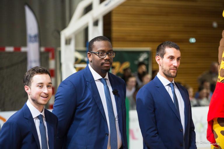 Stépahne Leite, Wani Mugagnguzi et Hugo Lambart ont fait leurs choix pour la saisons prochaine. Voici les noms des joueuses de Landerneau 2019-2020.