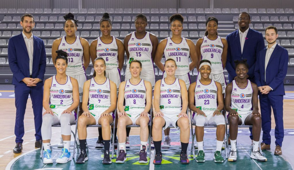 photo equipe LBB officielle