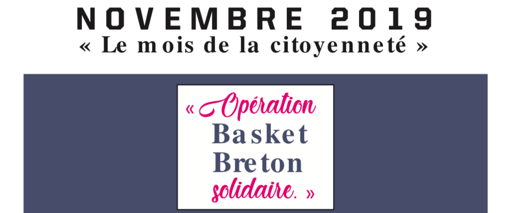 basket solidaire LBB