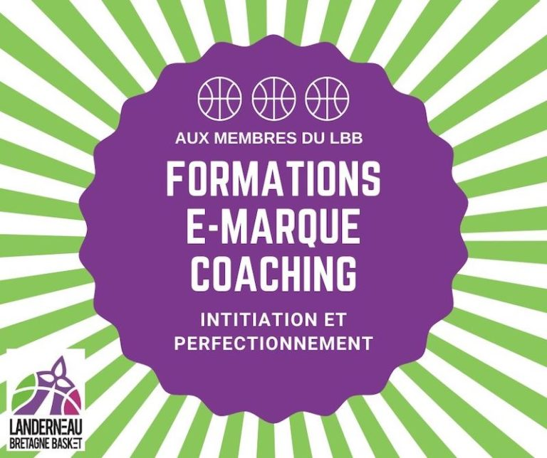 formations LBB emarque et coaching
