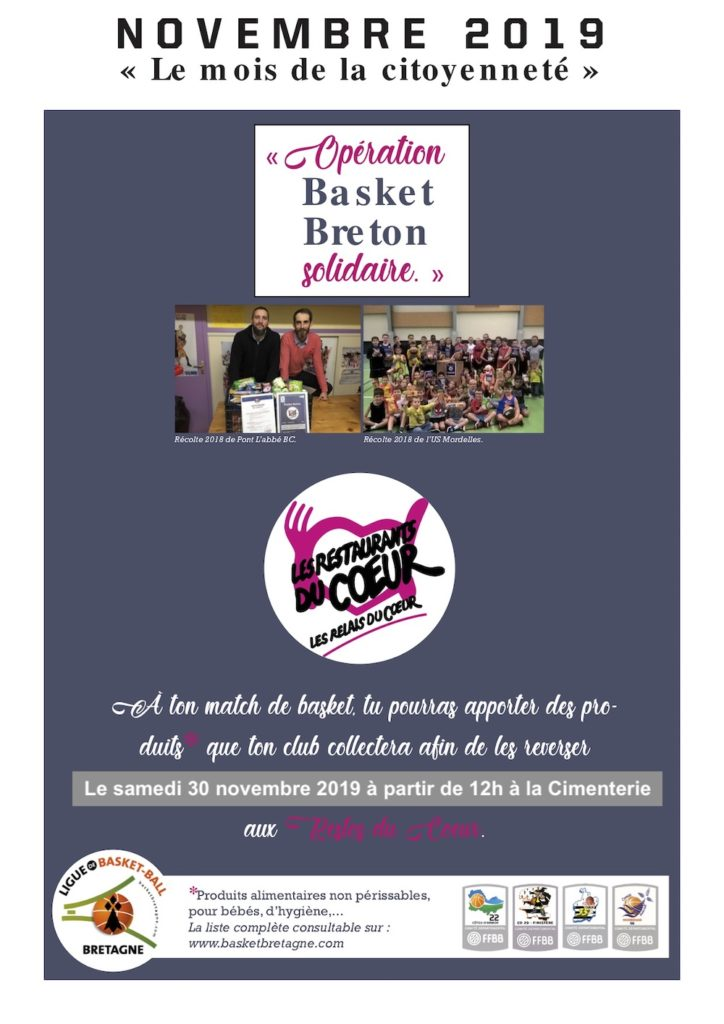 operation basket solidaire restos du coeur