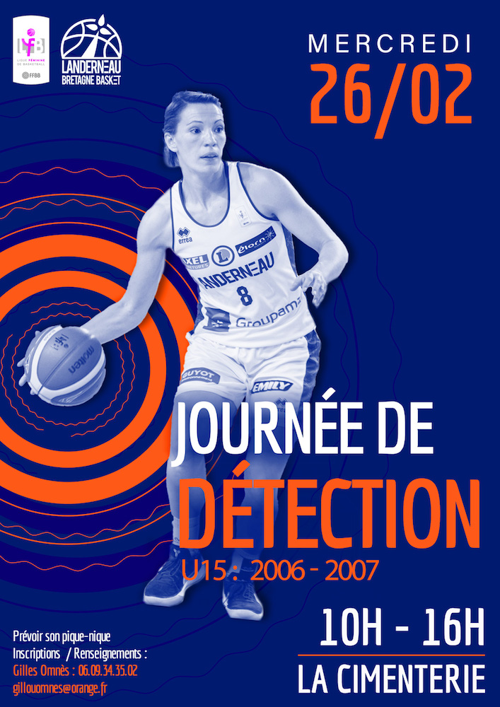 detection U15 centre de formation