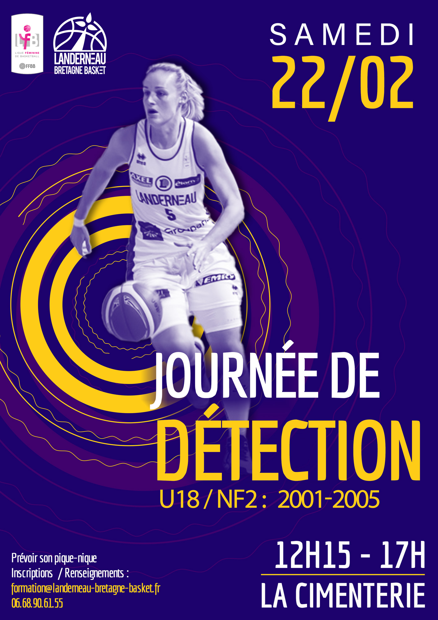 affiche detection U18 NF2