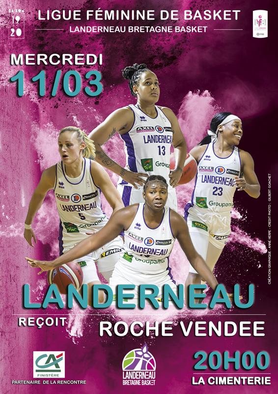 match LBB LFB La Roche Vendee