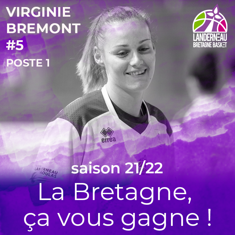 Virginie Bremont confirme au LBB