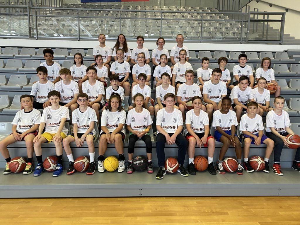 Elorn Basket Camp 2021