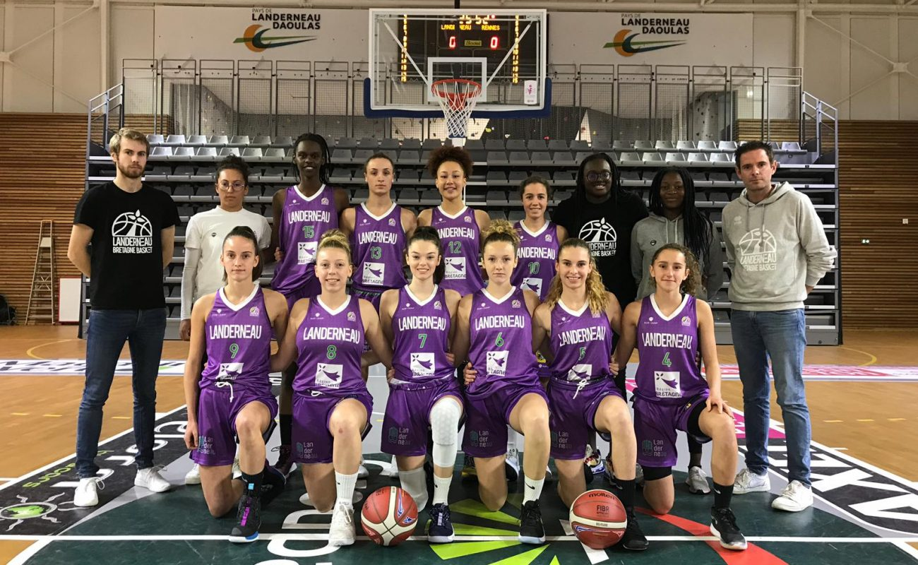 LBB equipe 18F Nation