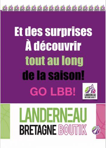 boutique LBB, surprises à venir